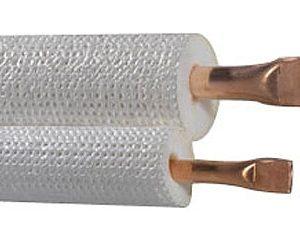 ICOOL Rol 20 meter duo geïsoleerde koelleiding 1/4 – 1/2 Airco Verkoelen Helmond